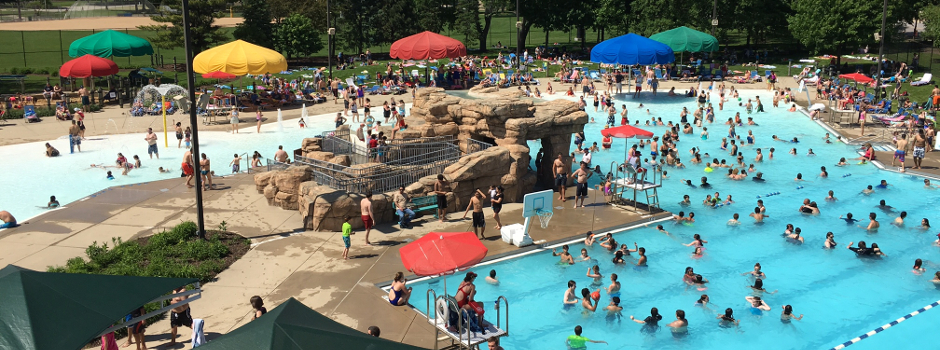 Family Aquatic Center Outdoor Pool