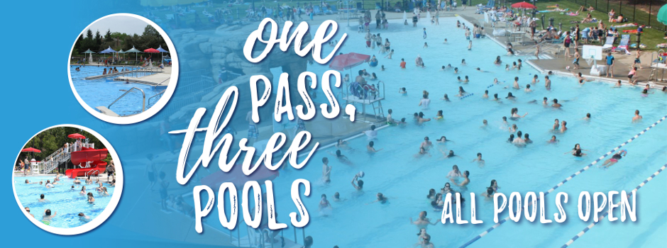 All Outdoor Pools Now Open