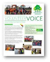 Click to View the Spring/Summer 2018 Volunteer Voice