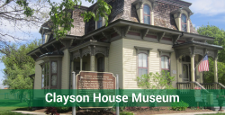 Clayson House Museum and Library