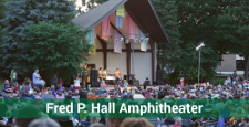 Fred P Hall Amphitheater