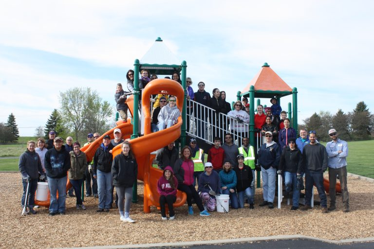 2017 Earth Day Clean Up Volunteers