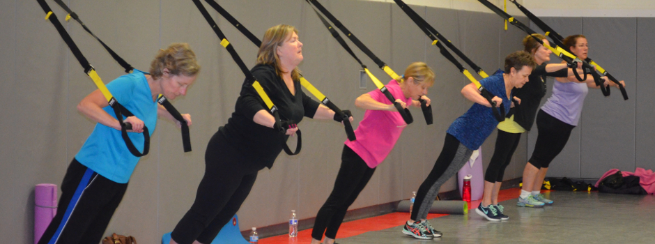 Fitness Programs at Palatine Park District