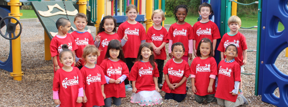 Preschool Programs at Palatine Park District