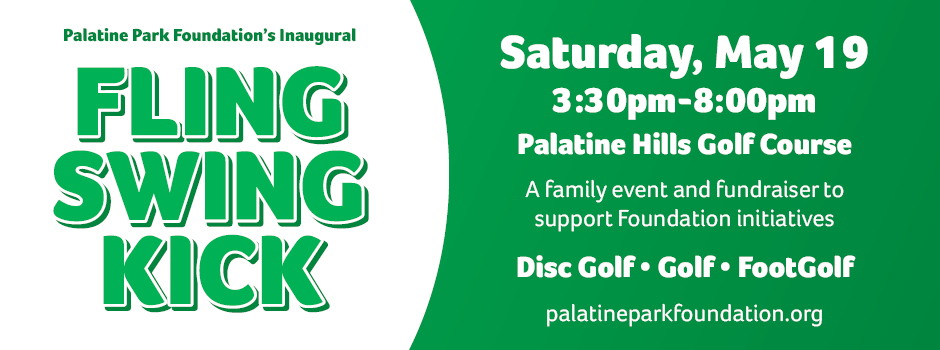 Fling, Swing, Kick • Park Foundation Fundraiser