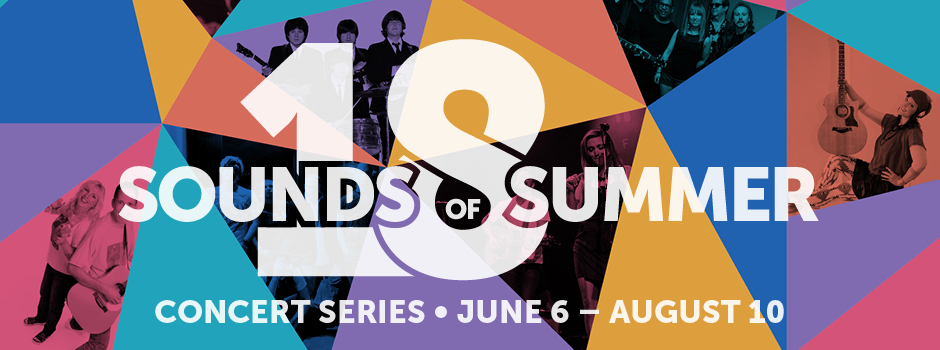 2018 Sounds of Summer Concert Series