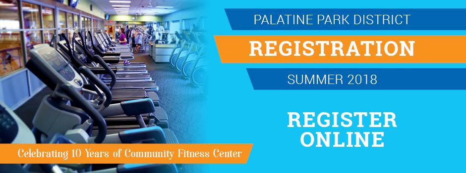 Register Online for Summer 2018 Programs