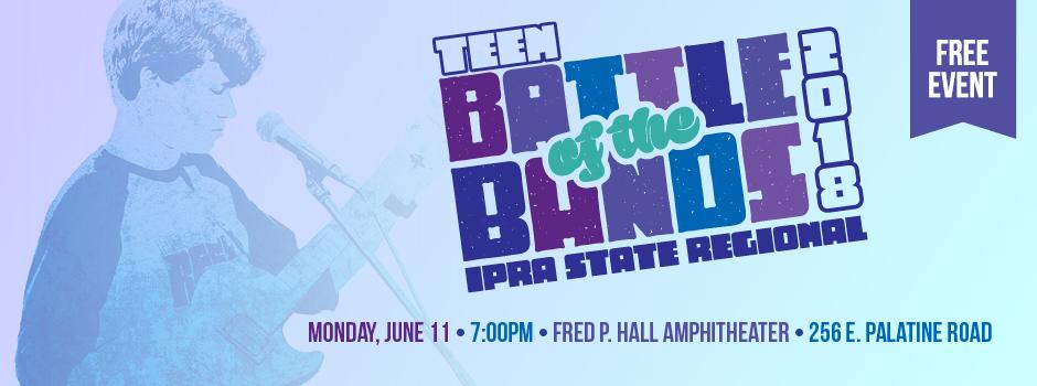 Teen Battle of the Bands