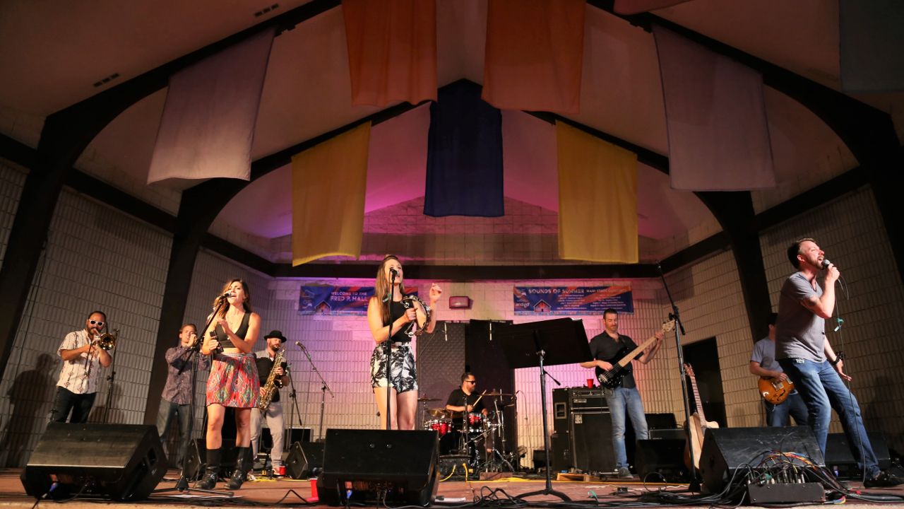 Sounds of Summer Concert Series Continues in Palatine This