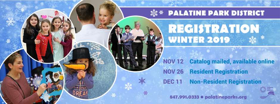 Winter Program Catalog Now Available Online