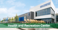 Health and Recreation Center at Harper College