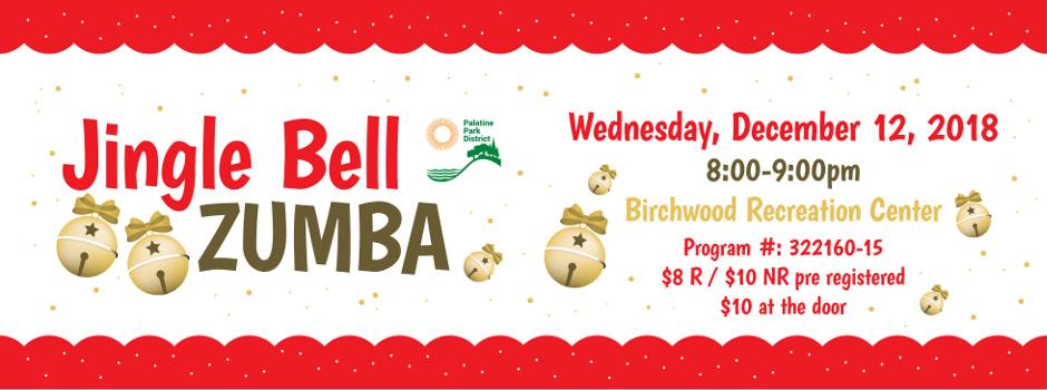 Register for Jingle Bell Zumba