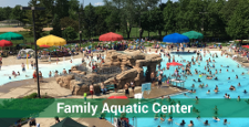 Family Aquatic Center Closed for Season