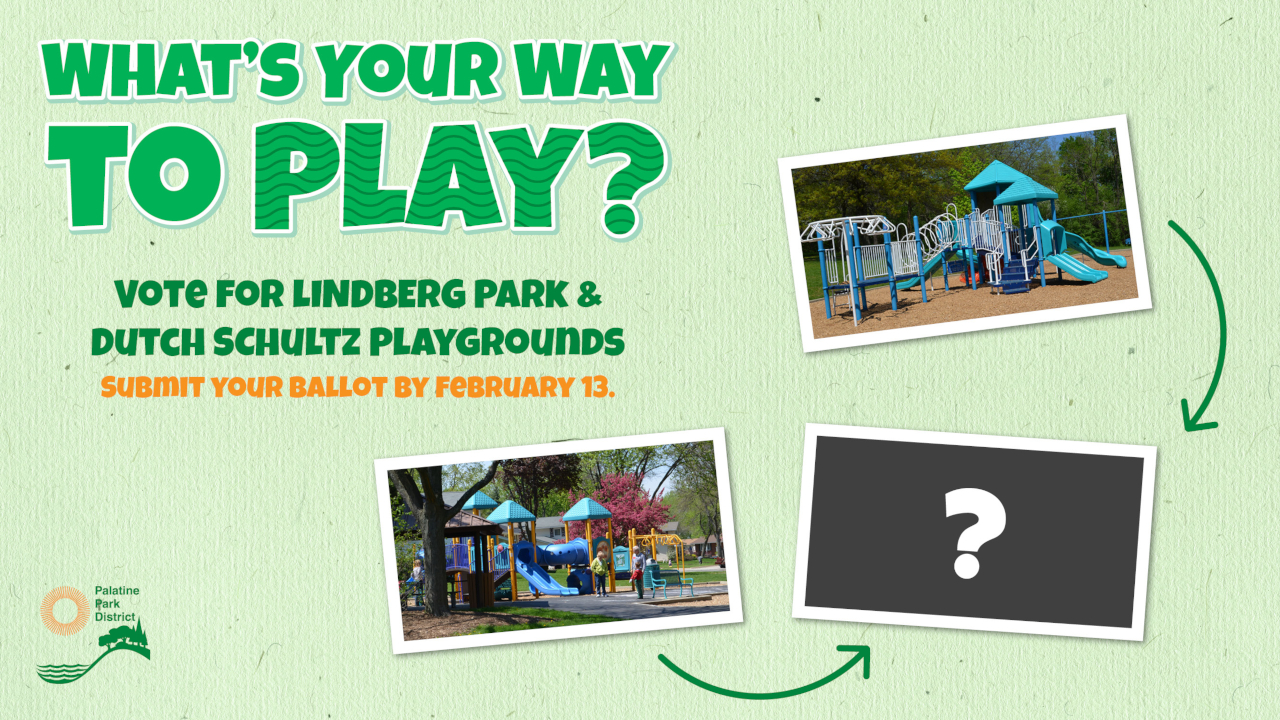 Vote For Your Favorite Way to Play at Lindberg Park and