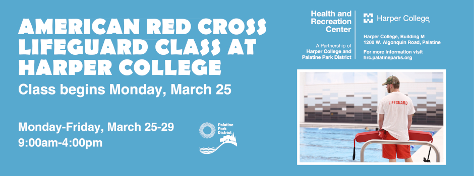 Register for Our Lifeguarding Class at Health and Recreation Center