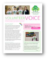 Click to View the Spring/Summer 2019 Volunteer Voice