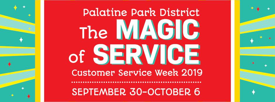 Customer Appreciation Week 2019 is September 30 through October 6