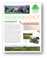 Click to View the Fall 2019 Volunteer Voice