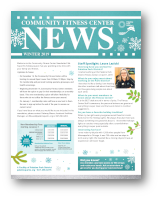 Click to View the Winter 2019 Fitness Center Newsletter
