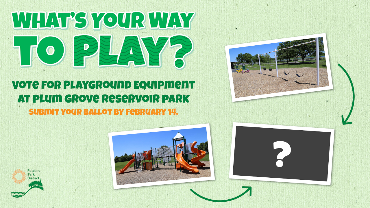 What's Your Way to Play at Plum Grove Reservoir Park?