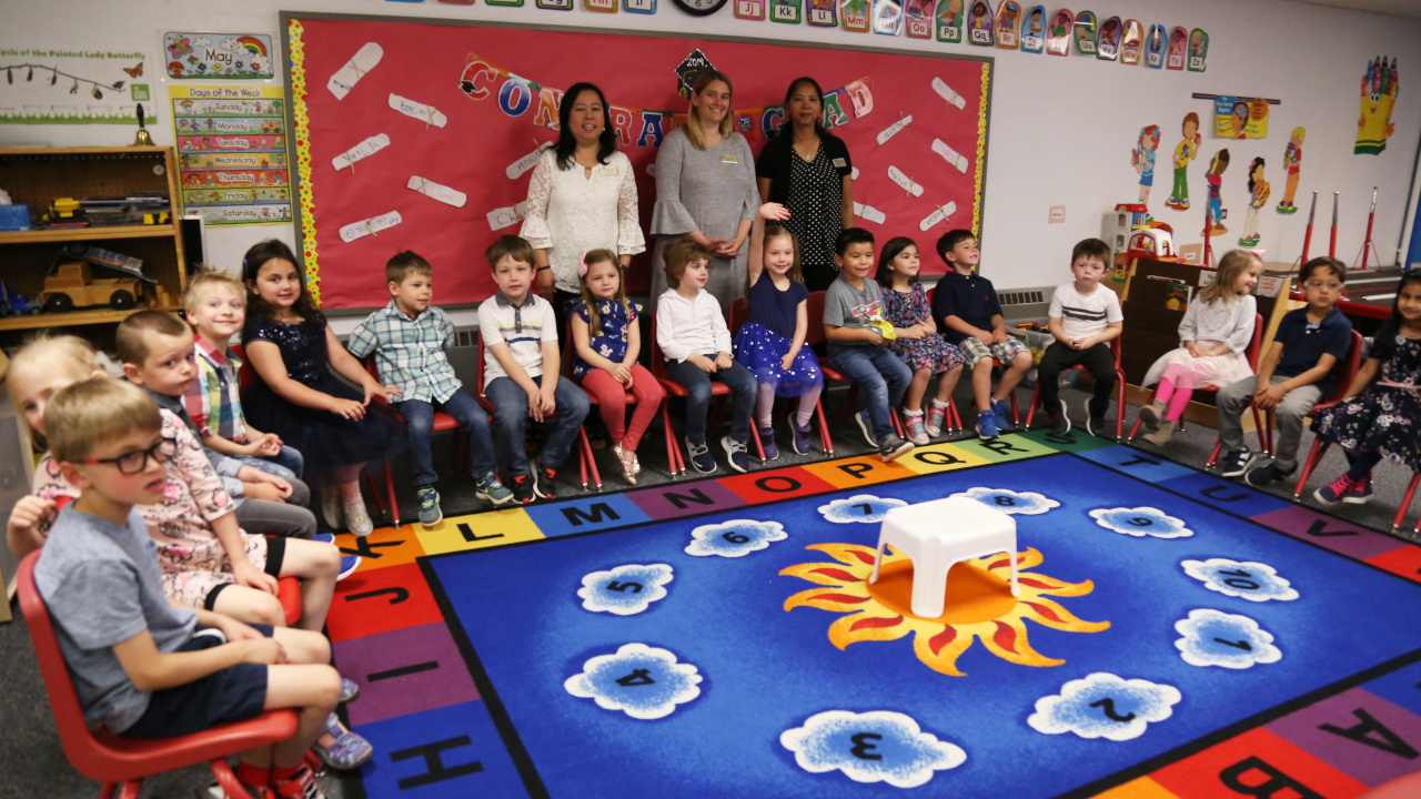 Palatine Park District Preschool at Birchwood