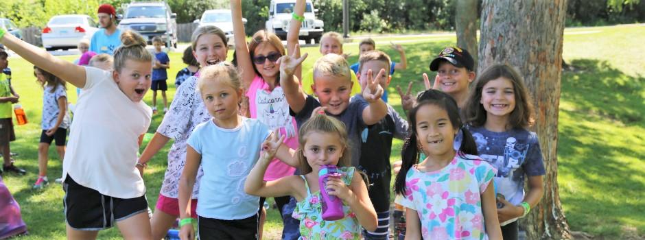 Camp Programs at Palatine Park District