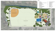 Maple Park Conceptual Plan