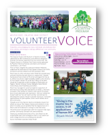 Read the Winter 2020 Volunteer Voice