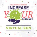 Increase Your Distance Virtual Race