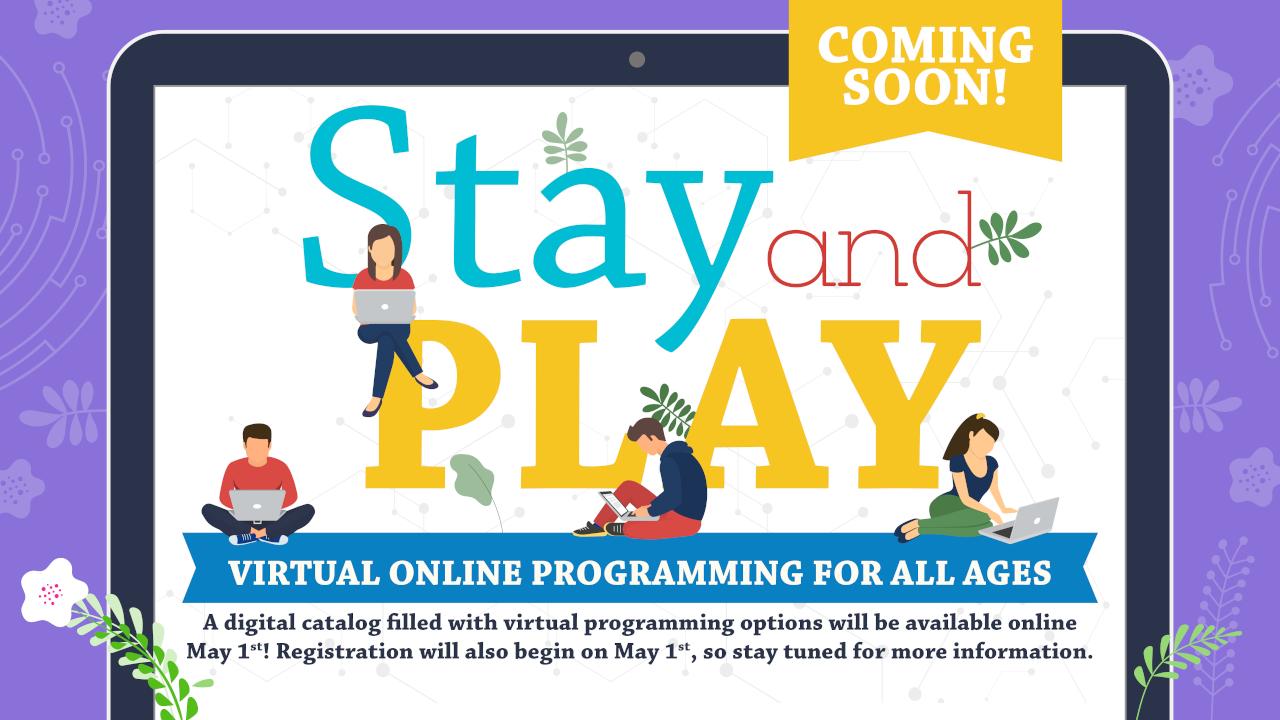 Virtual Programming Coming This May
