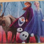 """Frozen"" (Puzzle) by Angie and Shelby"