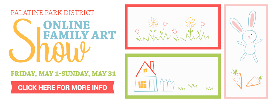 Submit Your Art for Our Online Family Art Show