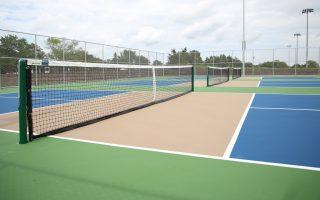 Hamilton Pickleball Courts