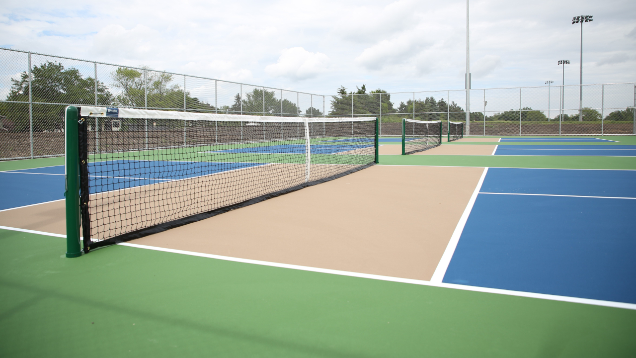 Hamilton Pickleball Courts