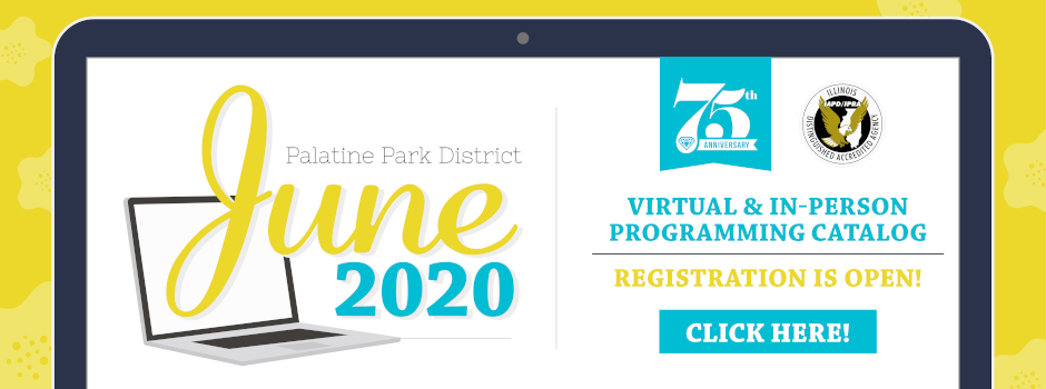 Register Online for 2020 June Virtual and In Person Programming