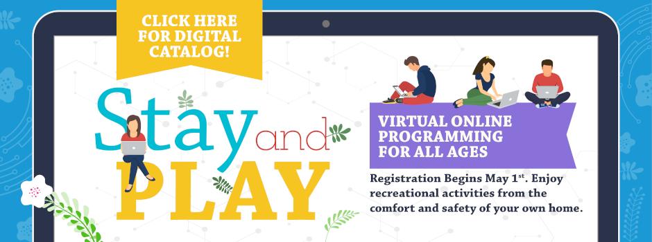 Register Online for 2020 Spring Virtual Programming