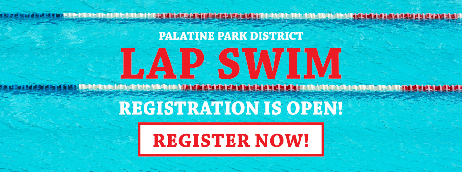 Registration is Now Open for Lap Swim