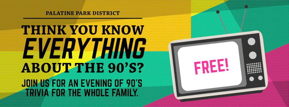 Test Your Knowledge of the 1990s with our Thursday Night Trivia