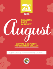 August 2020 Virtual & In-Person Programming Catalog