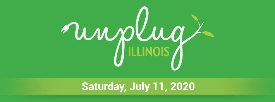 Unplug in Palatine on July 11 for Unplug Illinois Day