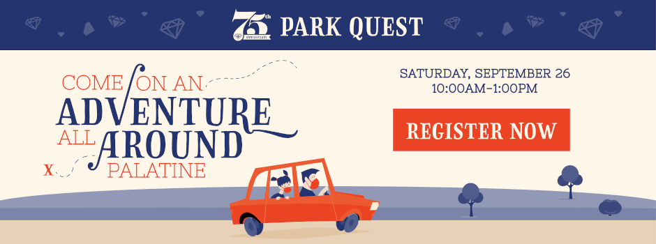 Register Now for the 75th Anniversary Park Quest