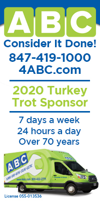 ABC Consider It Done - 2020 Turkey Trot Sponsor
