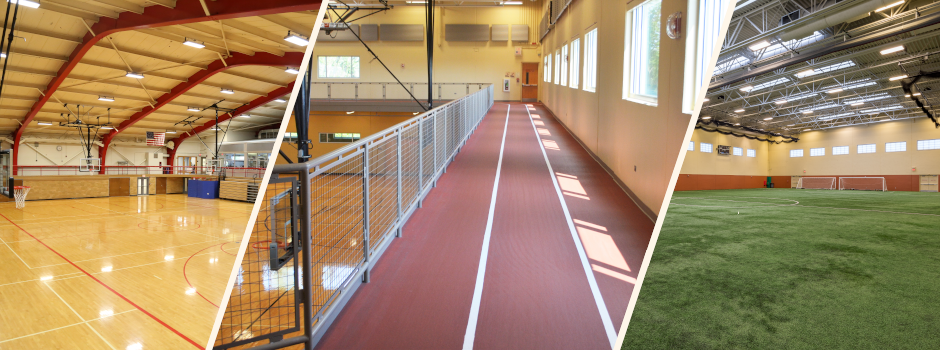 Palatine Park District Gym/Track/Turf Facilities