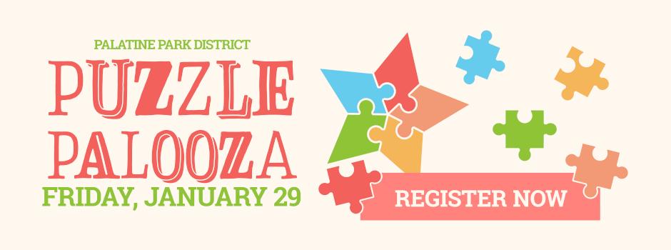 Register for Puzzle Palooza on January 29