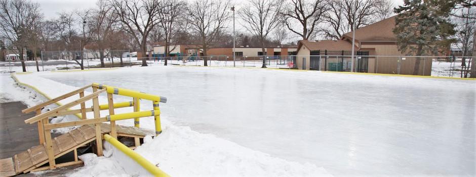 Community Park Ice Rink