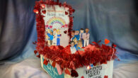 We Love A Parade (Shoebox Float Example)