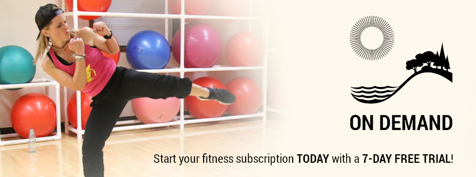 Introducing Palatine Park District On Demand Fitness Subscriptions