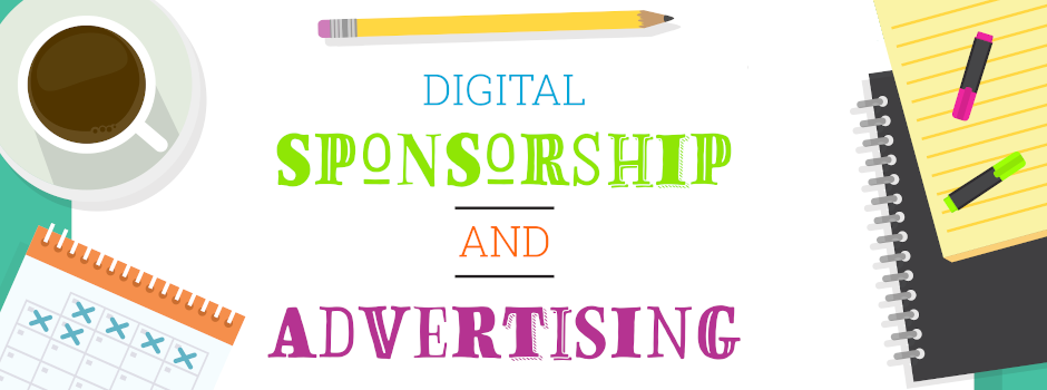 2021 Digital Sponsorship and Advertising Opportunities