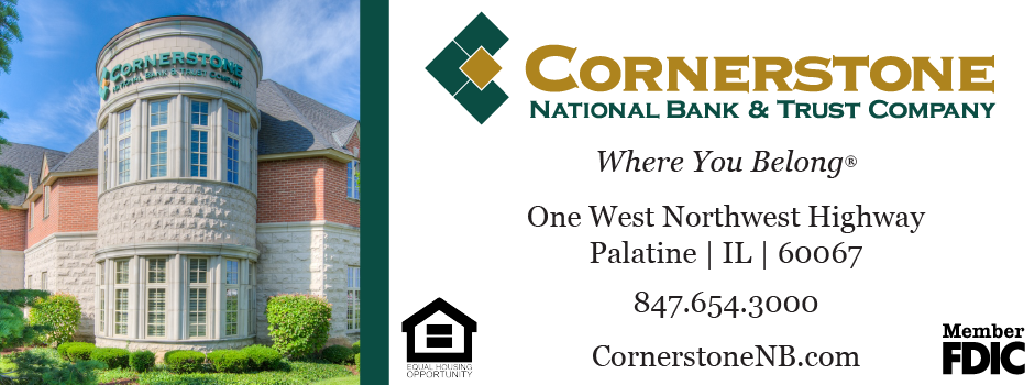 Paid Advertisement | Cornerstone National Bank & Trust Company