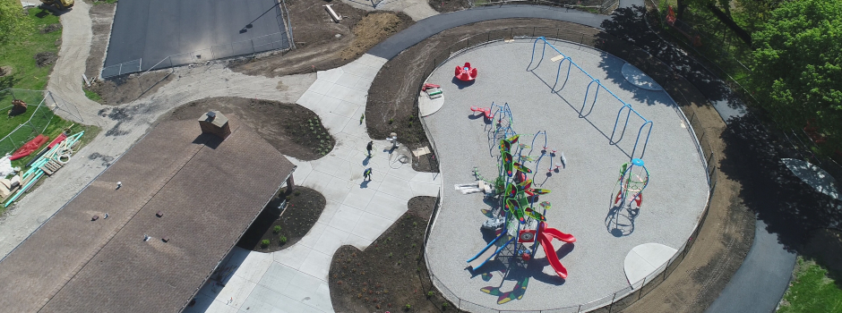 Maple Park Construction as of May 10, 2021